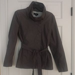 H&M Short Belted Trench